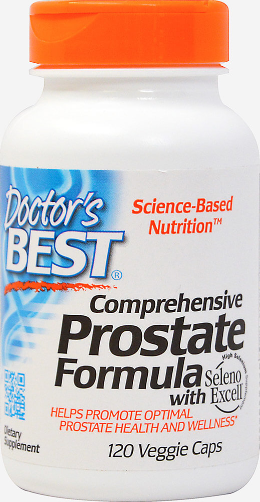 Comprehensive Prostate Formula with Seleno Excell