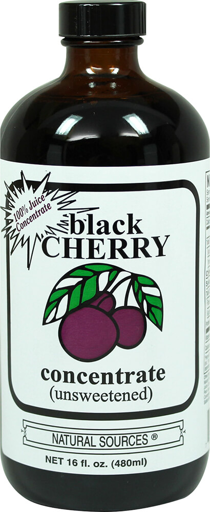 Black Cherry Concentrate Unsweetened