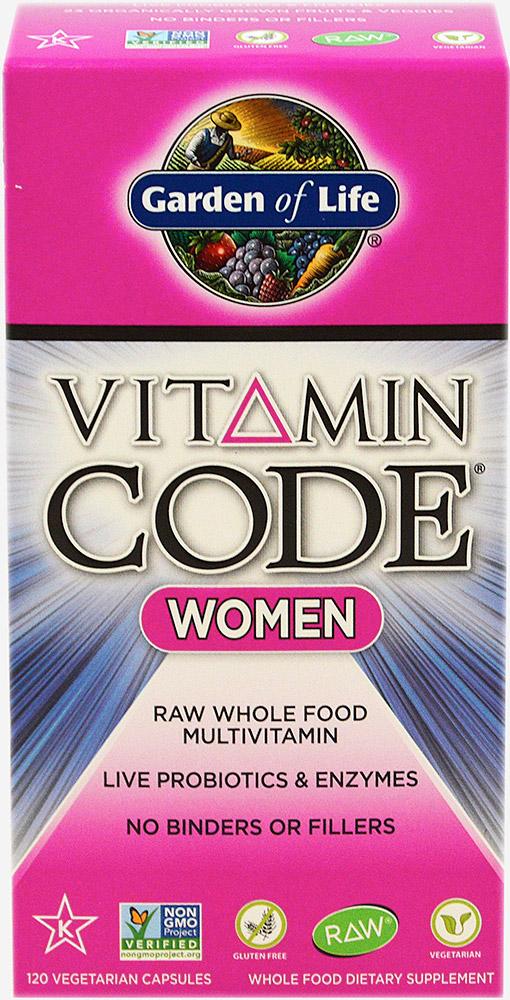 Lifestyle Women 39 S Vitamin Code Women 39 S Multi