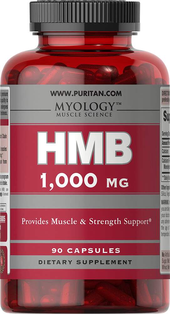 HMB 1000 mg Thumbnail Alternate Bottle View