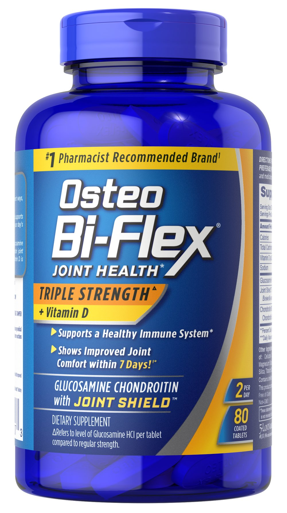 Osteo Bi-Flex® Triple Strength Plus Vitamin D