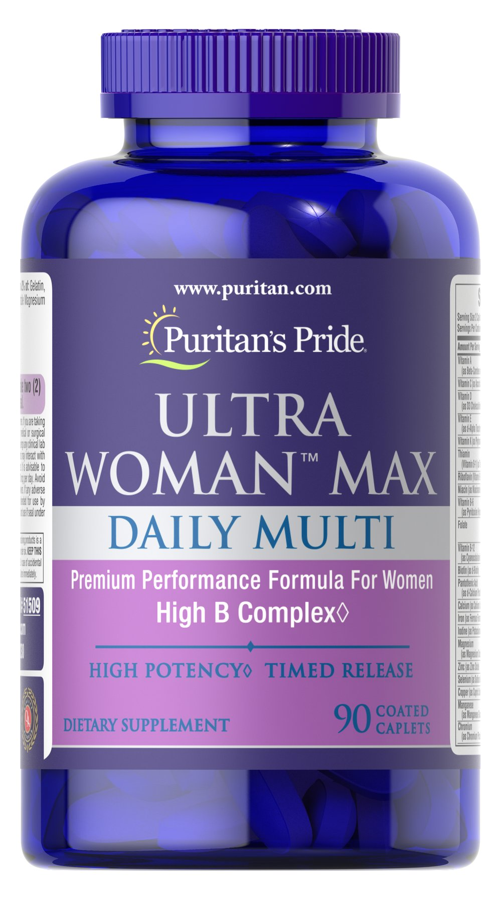 Ultra Woman™ Max Daily Multivitamin