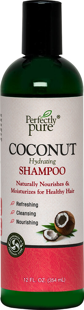 Coconut Shampoo Thumbnail Alternate Bottle View