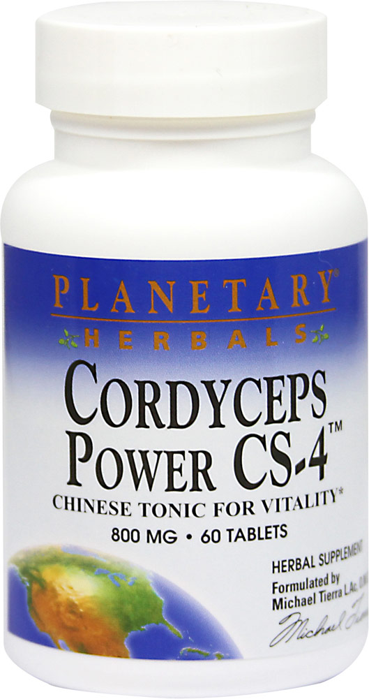 Cordyceps Power CS-4 800 mg
