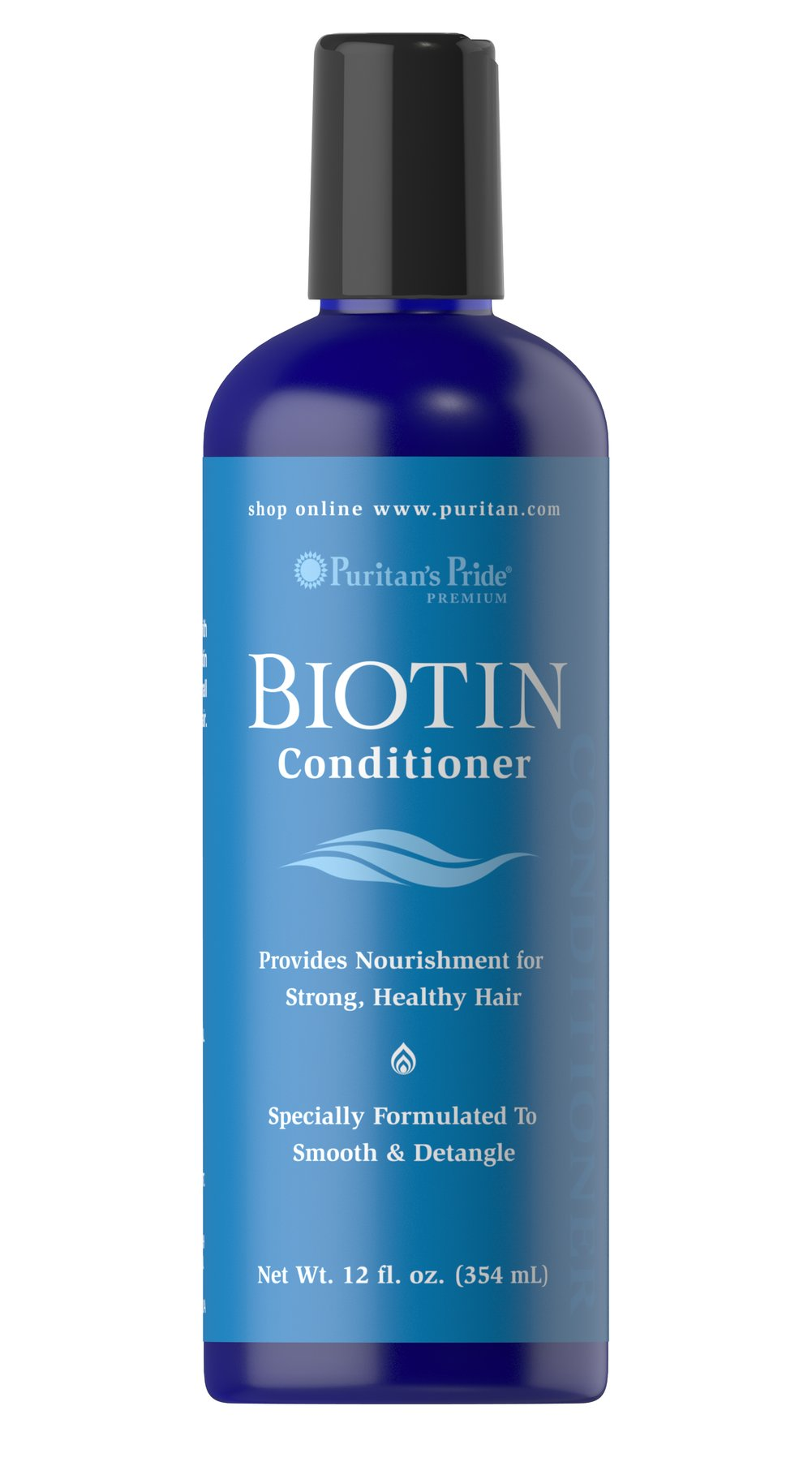 Biotin Conditioner Thumbnail Alternate Bottle View
