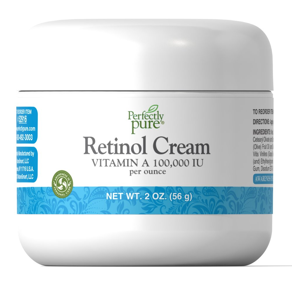Retinol Cream Thumbnail Alternate Bottle View