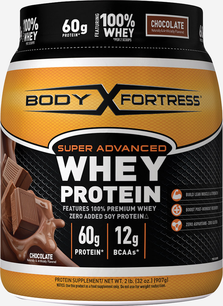 Super Advanced Whey Protein Chocolate