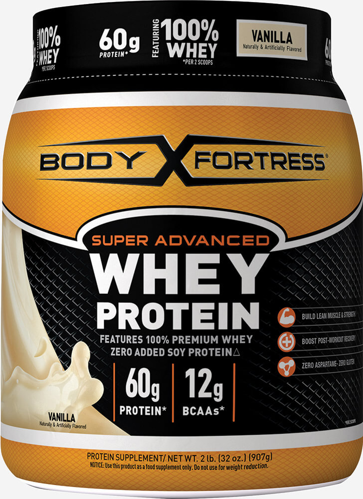 Super Advanced Whey Protein Vanilla