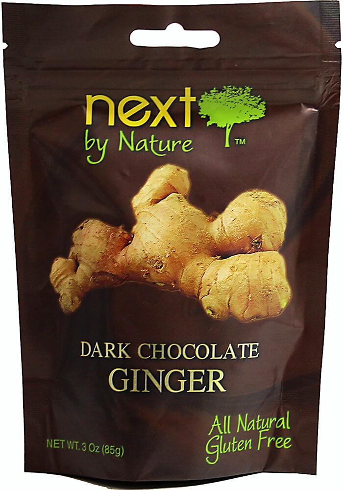 Dark Chocolate Ginger