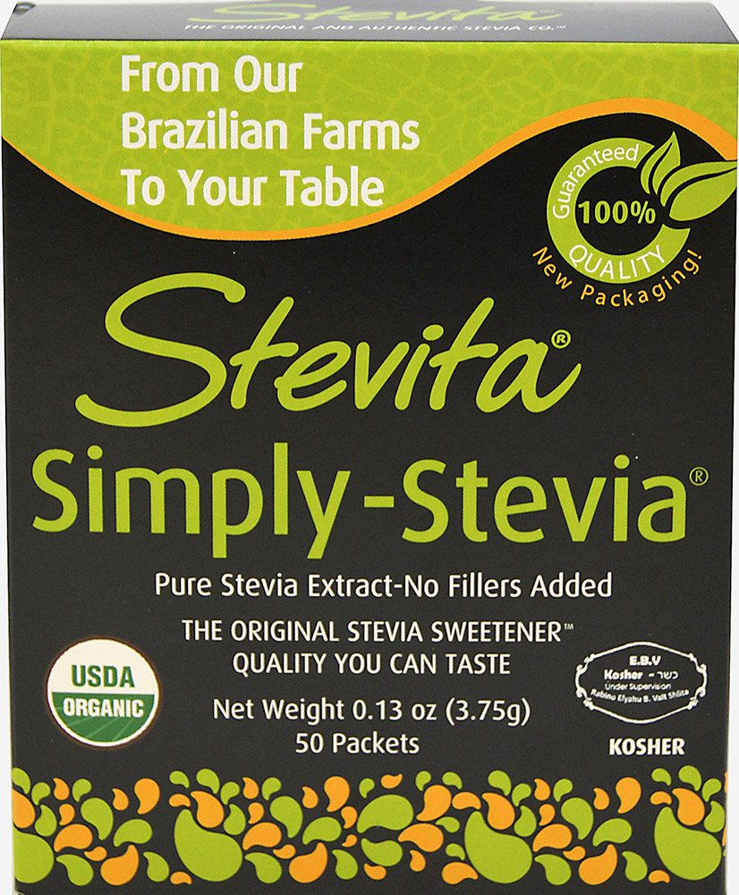 Stevita™ Simply-Stevia™ Original Stevia Sweetener Packets