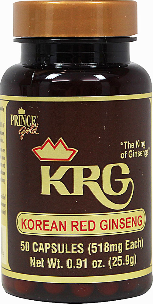 Korean Red Ginseng 518 mg