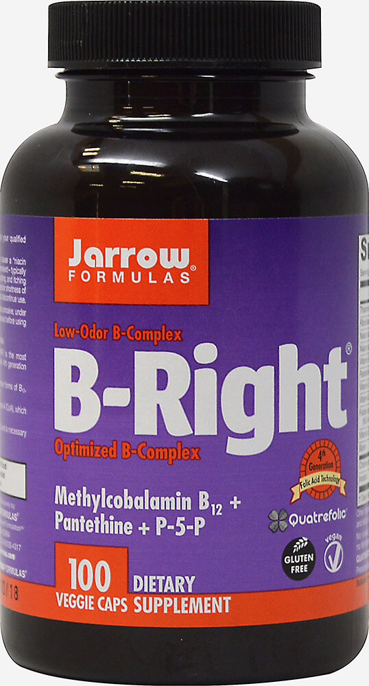 B-Right® Optimized Vitamin B-Complex