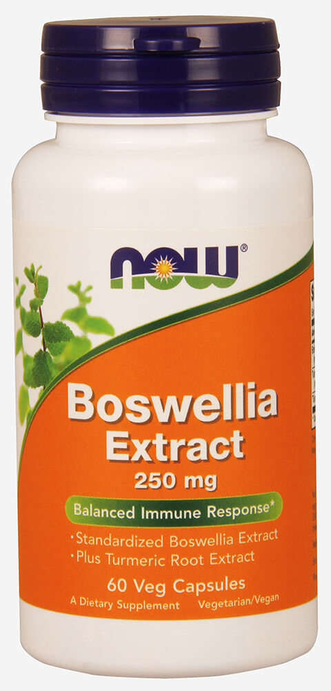 Boswellia Extract 250 mg plus Turmeric 200 mg