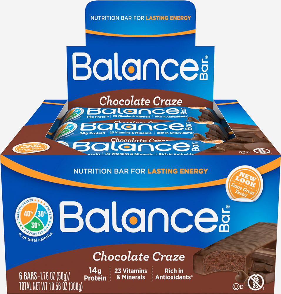 Original Chocolate Craze Balance Bar Thumbnail Alternate Bottle View