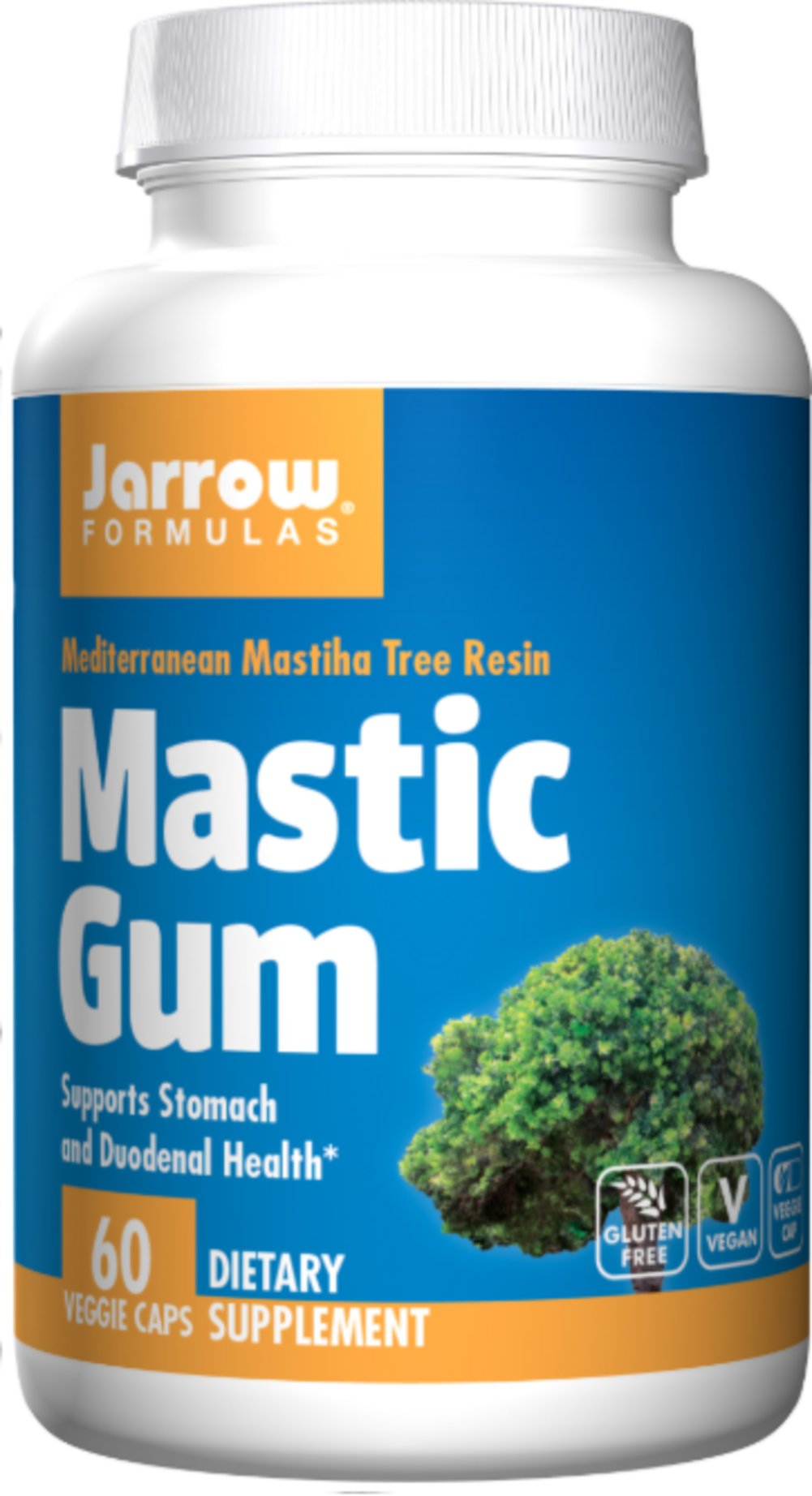Mastic Gum 500 mg Thumbnail Alternate Bottle View