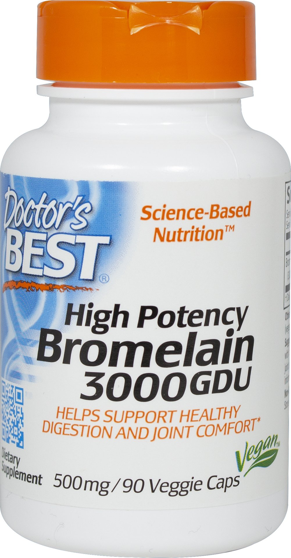 Best 3000 GDU Bromelain Thumbnail Alternate Bottle View