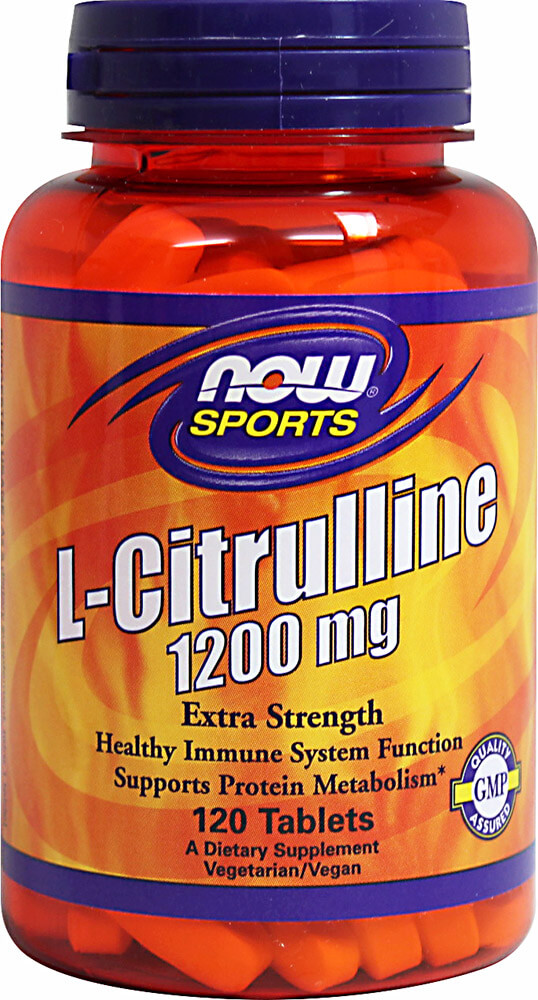 L-Citrulline 1200 mg Thumbnail Alternate Bottle View