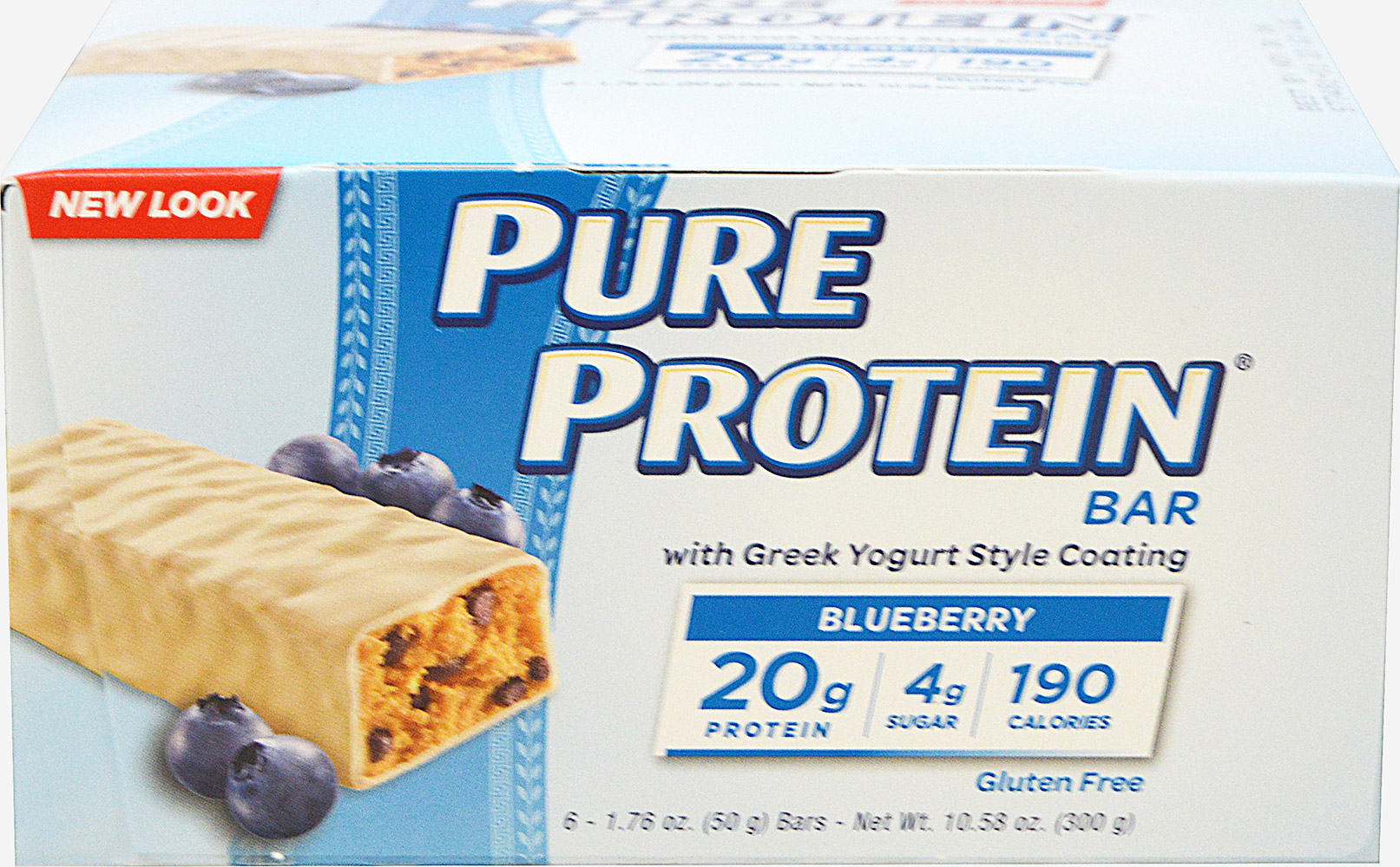 Pure Protein Blueberry Greek Yogurt