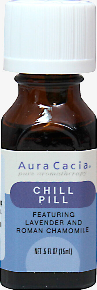 Chill Pill Essential Oil Blend