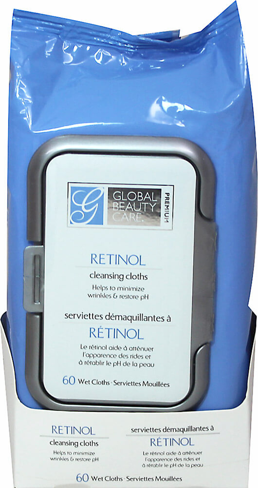Retinol Cleansing Cloths