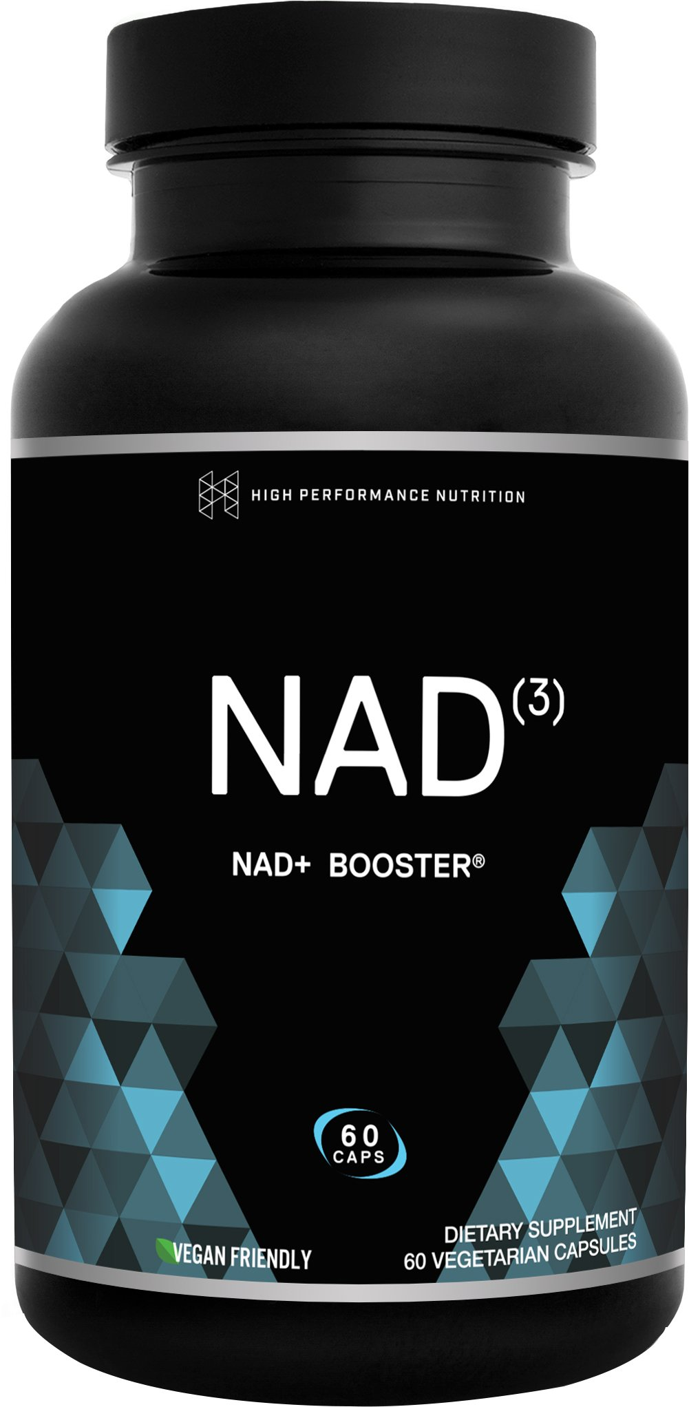 NAD3 - NAD+ Booster Thumbnail Alternate Bottle View