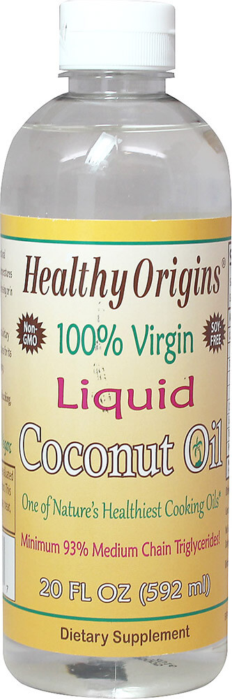 Liquid Coconut Oil