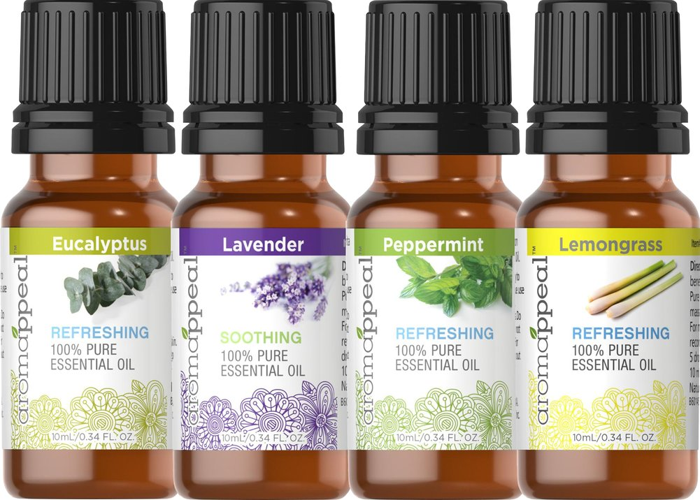 Aromatherapy Essential Oil Sampler