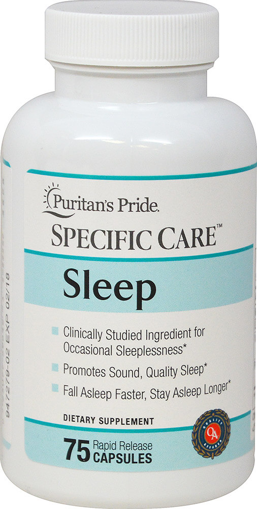 Specific Care™ Sleep Thumbnail Alternate Bottle View