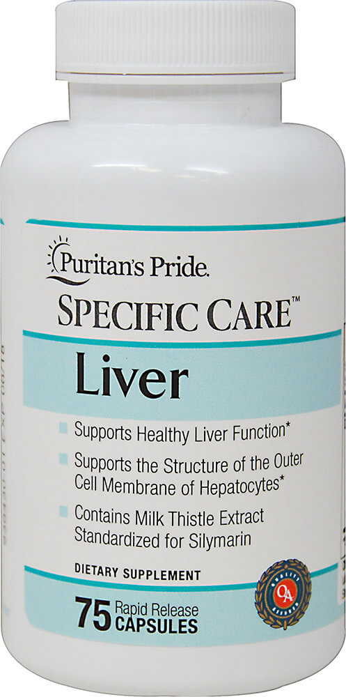 Specific Care™ Liver Thumbnail Alternate Bottle View