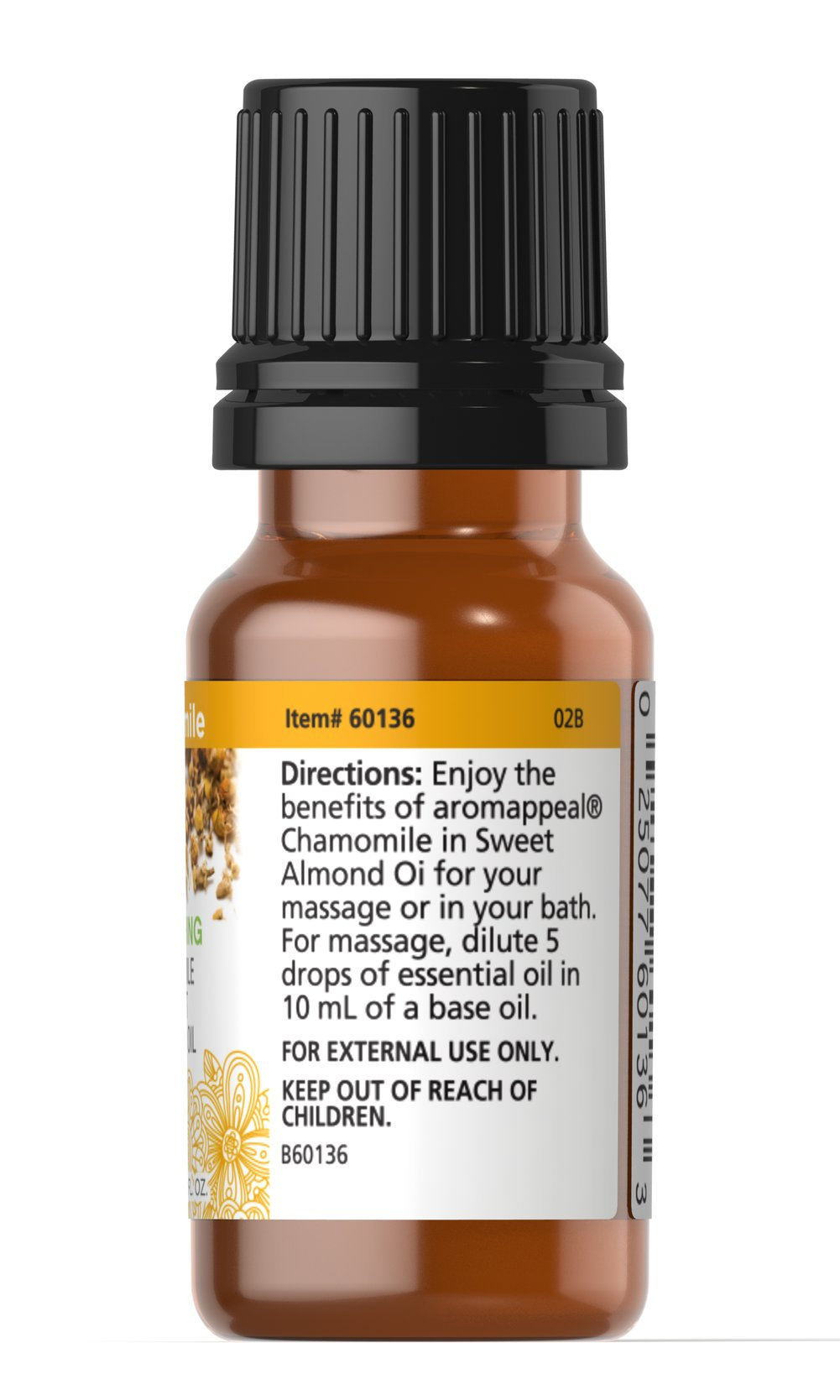 100% Pure Chamomile in Sweet Almond Oil Blend