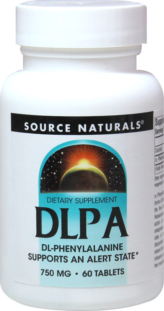 DLPA DL-Phenylalanine 750 mg