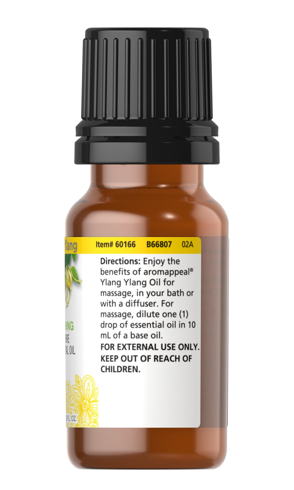 Ylang Ylang 100% Pure Essential Oil