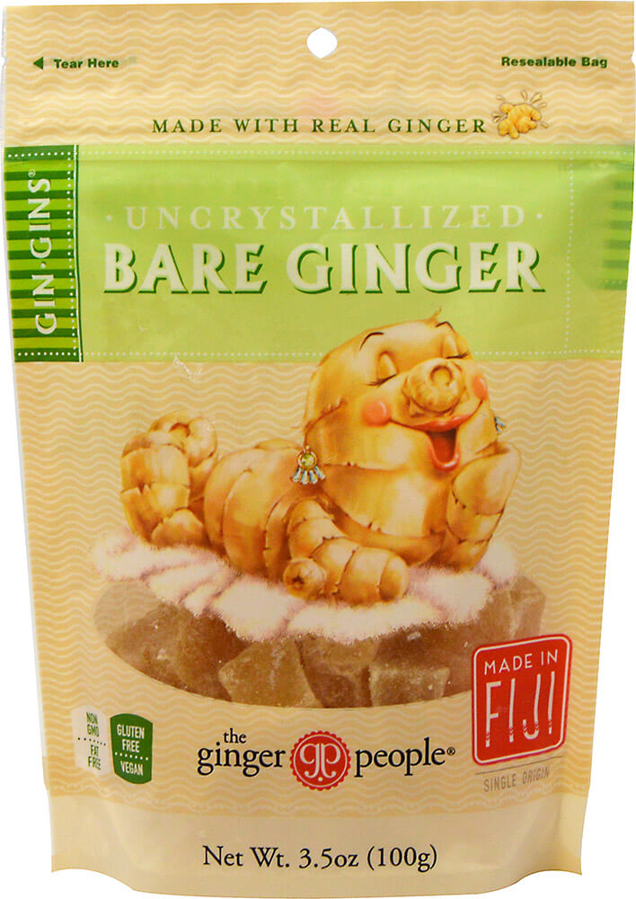 Uncrystallized Bare Ginger