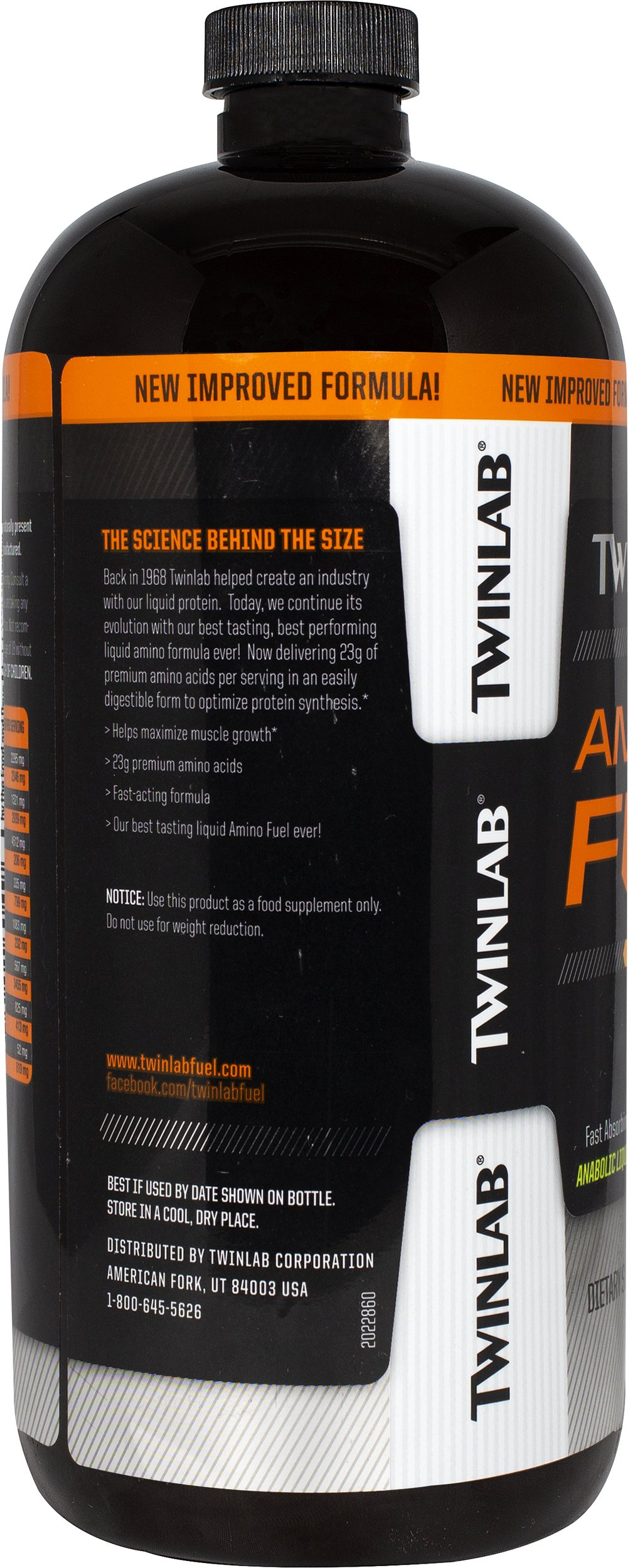 Amino Fuel® Orange Rush