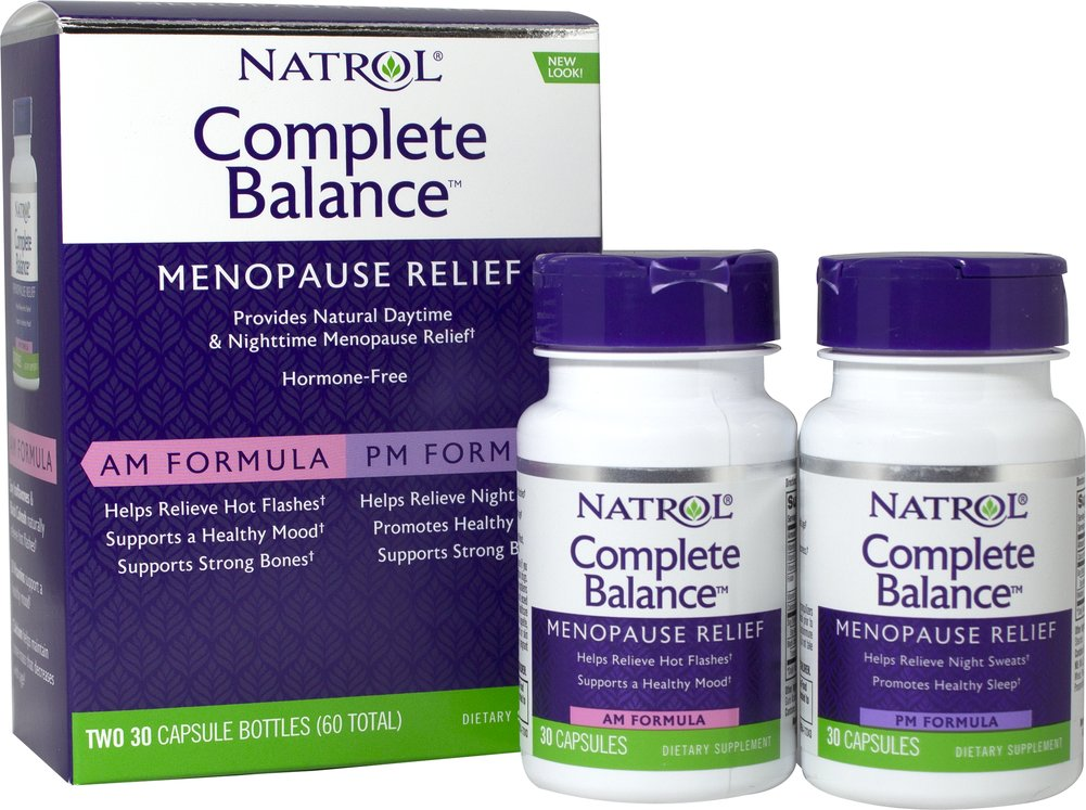 Complete Balance® for Menopause Thumbnail Alternate Bottle View
