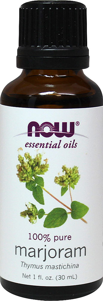 100% Pure Marjoram Essential Oil