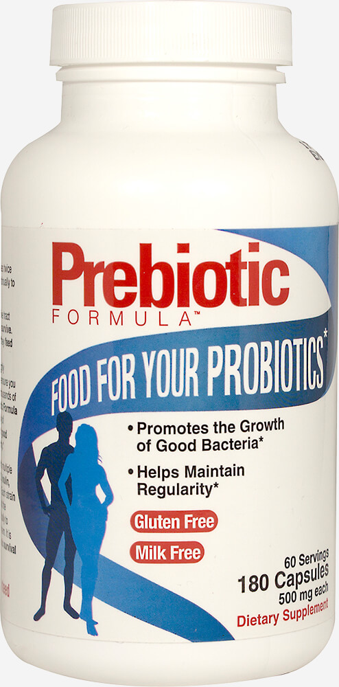 MAX Prebiotic Formula Thumbnail Alternate Bottle View