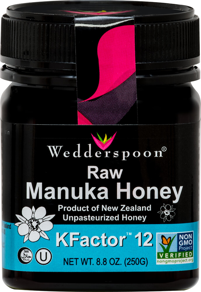 100% Raw Premium Manuka Honey KFactor12