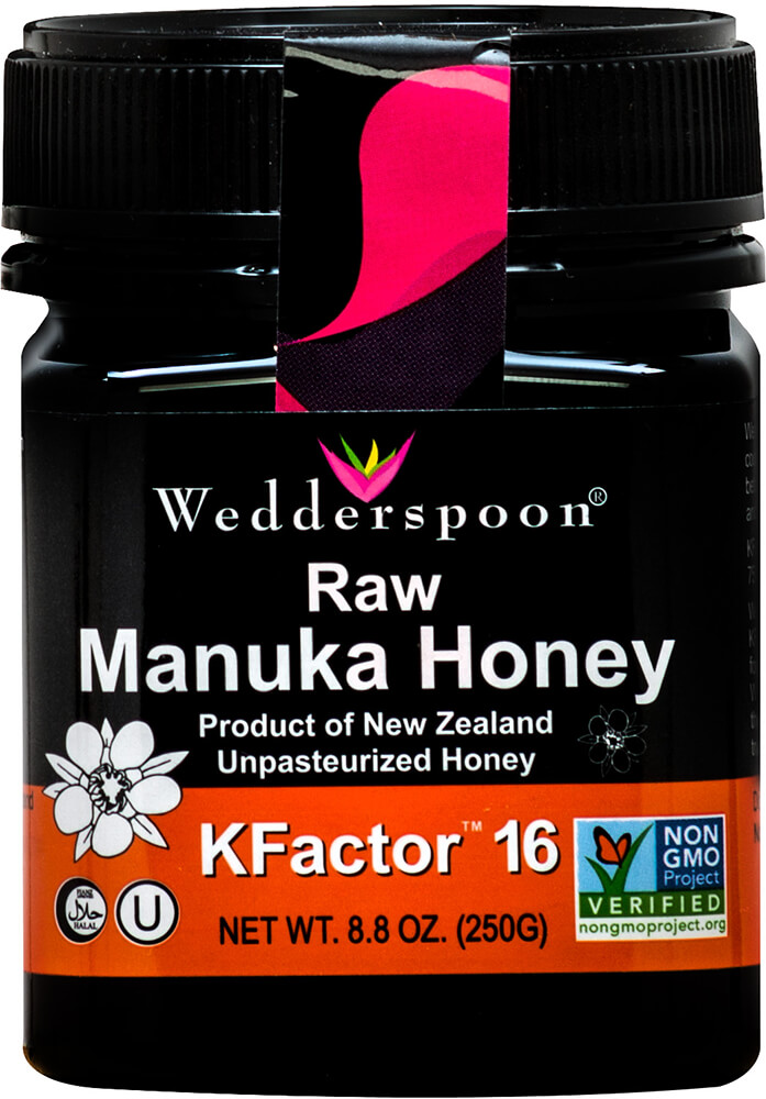100% Raw Premium Manuka Honey KFactor16