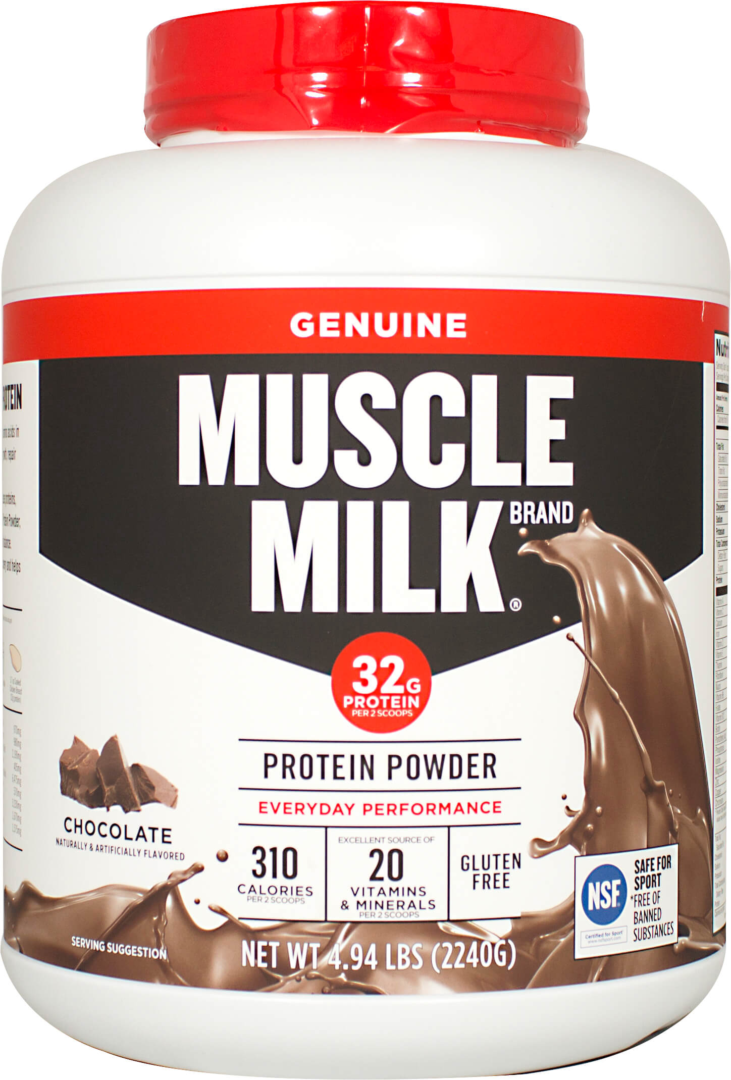 Muscle Milk® Chocolate