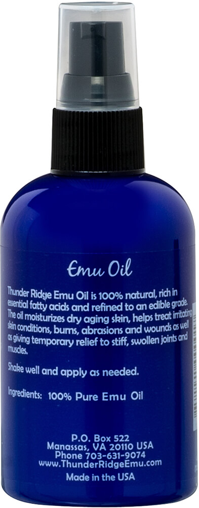 Emu Oil 100% Pure