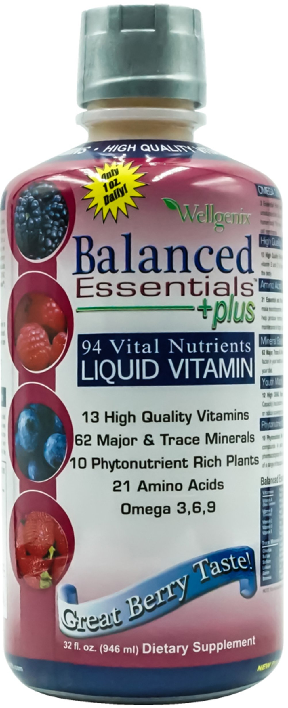 Balanced Essential™ Multivitamin
