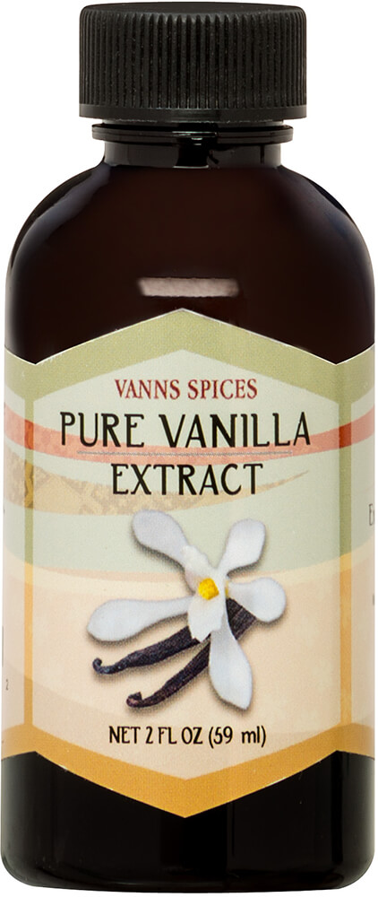 Vanilla Extract Thumbnail Alternate Bottle View