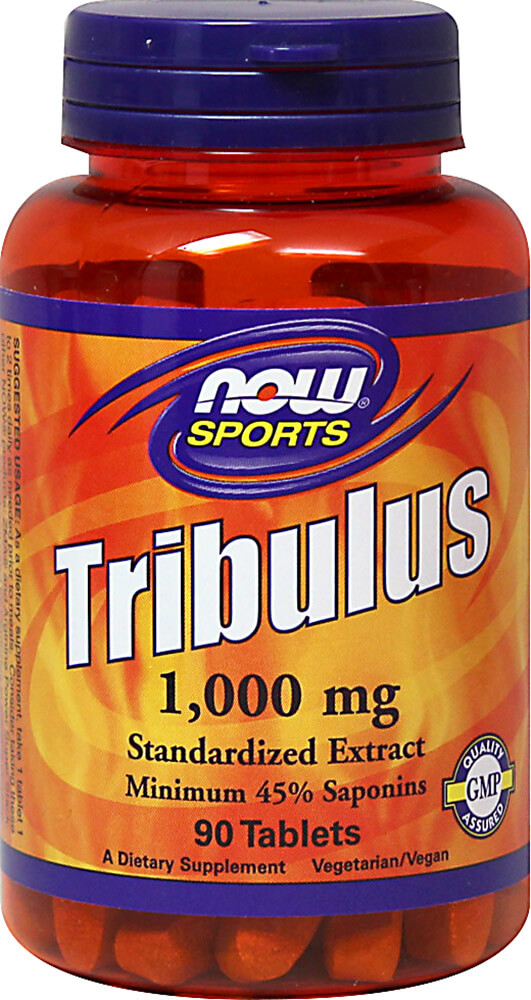Tribulus Standardized Extract 1000 mg