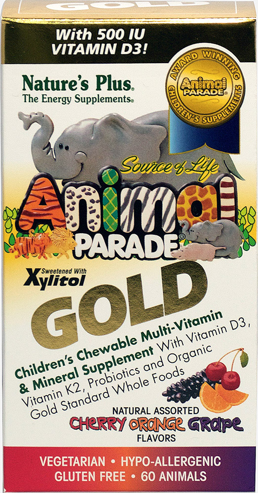 Animal® Parade Gold Multivitamins & Mineral