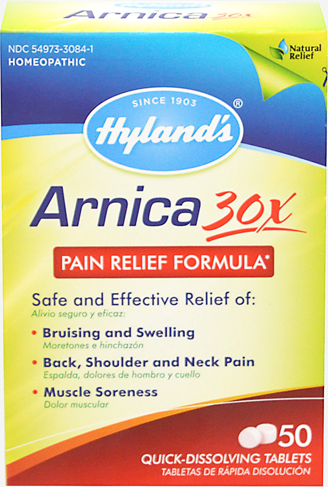 Arnica 30X Thumbnail Alternate Bottle View