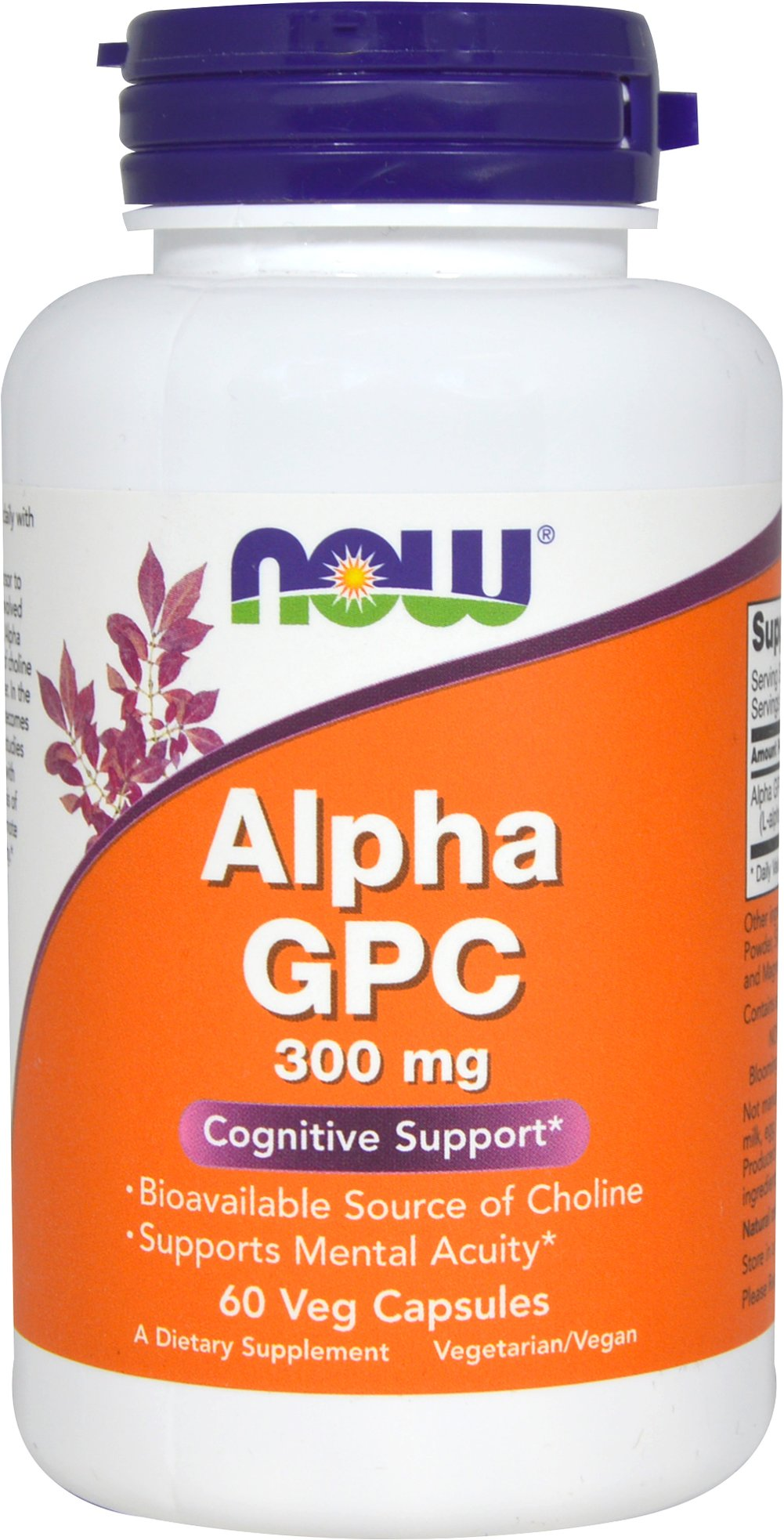 Alpha GPC 300 mg