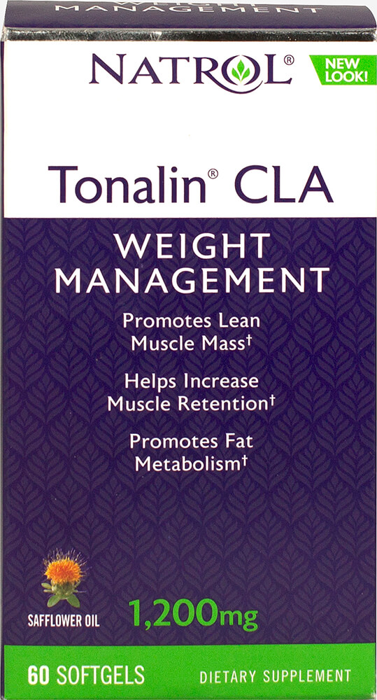 Tonalin CLA 1200 mg Thumbnail Alternate Bottle View