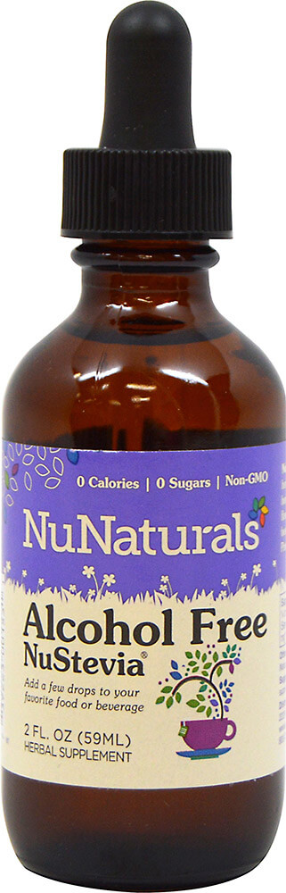 Alcohol Free NuStevia 2 oz