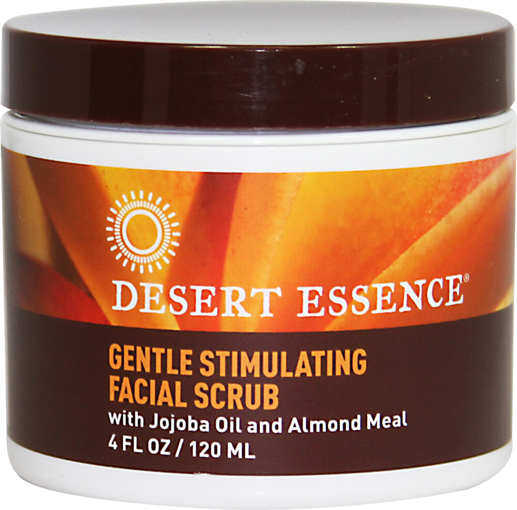 Desert Essence® Facial Scrub with Jojoba Oil & Almond Meal
